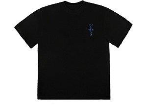 "TRAVIS SCOTT - Camiseta Astro Rage ""Preto"" -NOVO-"