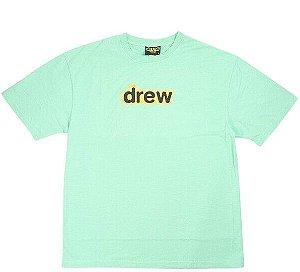 "DREW HOUSE - Camiseta Secret ""Menta"" -NOVO-"