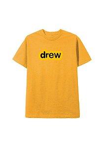"DREW HOUSE - Camiseta Secret ""Amarelo"" -NOVO-"