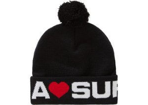 "SUPREME - Touca Love ""Preto"" -NOVO-"
