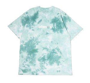 """ATMOS x SEAN WOTHERSPOON - Camiseta Tie Dye """"Verde"""" -NOVO-"""