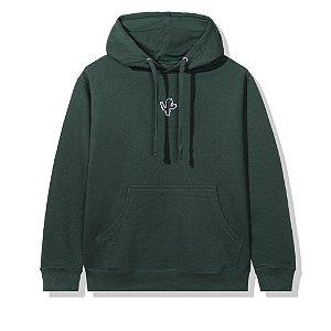 "ANTI SOCIAL SOCIAL CLUB x CPFM - Moletom Logo ""Verde"" -NOVO-"