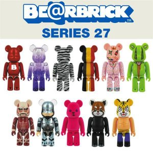 BEARBRICK - Boneco Series 27 Blind Box -NOVO-