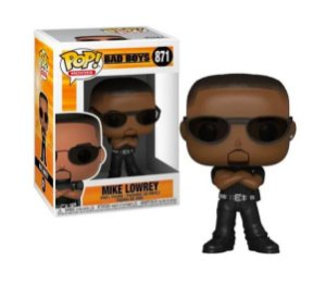 FUNKO POP! - Boneco Bad Boys: Mike Lowrey #871 -NOVO-