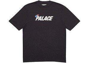 "PALACE - Camiseta Bunning Man ""Preto"" -NOVO-"