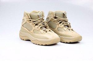 """ADIDAS - Yeezy Desert Boot """"Rock"""" -USADO-"""