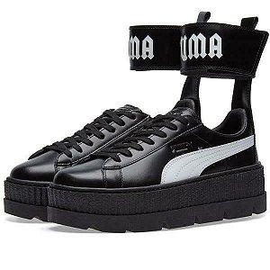 "PUMA x FENTY - Ankle Strap Creeper ""Black"" -NOVO-"