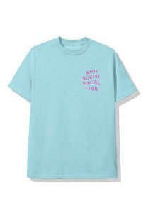 "ANTI SOCIAL SOCIAL CLUB - Camiseta Sweetness ""Azul"" -NOVO-"