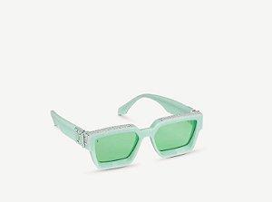 "LOUIS VUITTON - Óculos 1.1 Millionaires ""Vert"" -NOVO-"