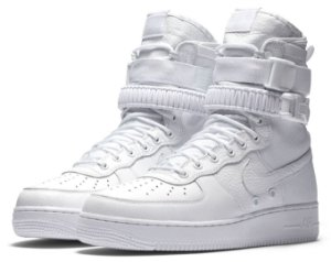 "NIKE - Air Force 1 Special Field ""Triple White"" -NOVO-"