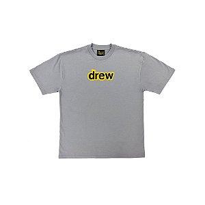 "DREW HOUSE - Camiseta Secret ""Cinza"" -NOVO-"
