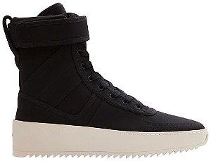 """FEAR OF GOD - Military Sneaker """"Black Nylon"""" -NOVO-"""