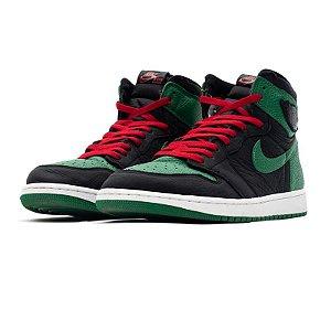 "!NIKE - Air Jordan 1 Retro ""Pine Green/Black"" -USADO-"