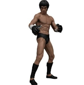 STROM COLLECTIBLES - Boneco Bruce Lee 1:12 The Martial Artist Series No.2 -NOVO-