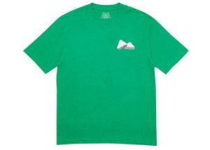 """PALACE - Camiseta Tri-Gaine """"Verde""""  -NOVO-"""