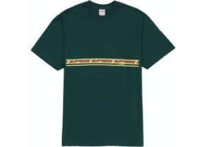 "SUPREME - Camiseta Hard Goods ""Verde""  -NOVO-"