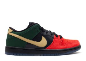 "NIKE - SB Dunk Low ""BHM"" -NOVO-"