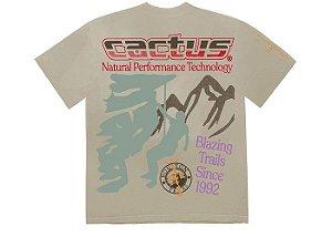 "!TRAVIS SCOTT - Camiseta Path ""Natural"" -NOVO-"