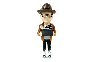 "MIGHTY JAXX - Boneco Shoe Designer by DANIL YAD ""Tinker hatfield"" -NOVO-"