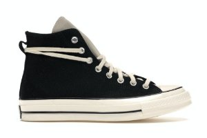 "CONVERSE x FEAR OF GOD - Chuck Taylor All-Star 70s Hi ""Black Natural"" -NOVO-"