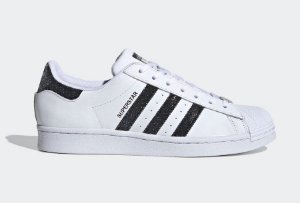 "ADIDAS - Superstar Swarovski ""White/Black"" -NOVO-"
