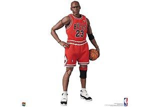 MEDICOM x MAFEX - Boneco Michael Jordan NBA Chicago Bulls -NOVO-