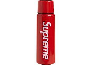 """SUPREME x SIGG - Garrafa Vacuum Insulated """"Vermelho"""" -NOVO-"""