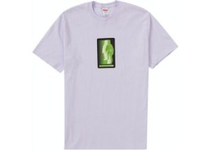 "SUPREME - Camiseta Blur ""Lilás"" -NOVO-"
