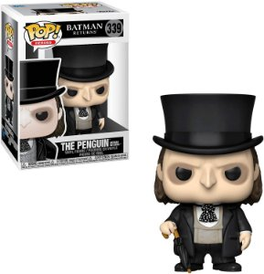 FUNKO POP! - Boneco Batman Returns: The Penguint #339 -NOVO-