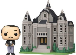 FUNKO POP! - Boneco Alfred Pennyworth with Wayne Manor #13 -NOVO-