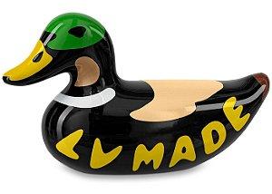 """LOUIS VUITTON x NIGO - Estatueta Duck Figurine """"Marrom"""" -NOVO-"""