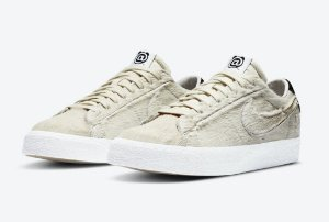 "NIKE x MEDICOM TOY - SB Blazer Low ""BE@RBRICK"" -NOVO-"