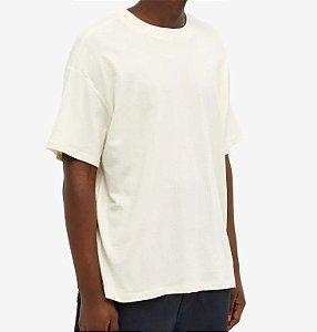 """FOG - Camiseta Essentials """"Off-White"""" -NOVO-"""