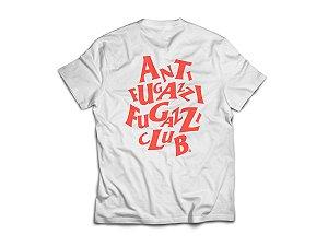 "ANTI FUGAZZI FUGAZZI CLUB - Camiseta Complicated ""Off-White"" -NOVO-"
