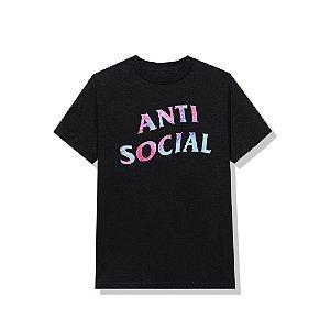 "!ANTI SOCIAL SOCIAL CLUB - Camiseta Gemini ""Preto"" -NOVO-"