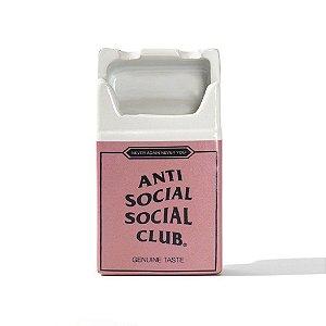 "ANTI SOCIAL SOCIAL CLUB - Cinzeiro Reminisce ""Rosa"" -NOVO-"