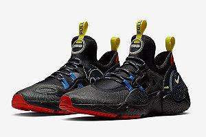 """Nike x Heron Preston - Huarache E.D.G.E """"Black"""" -NOVO-"""
