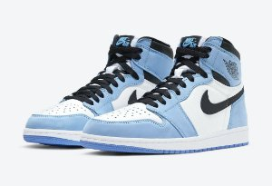 "NIKE - Air Jordan 1 Retro ""University Blue"" -NOVO-"