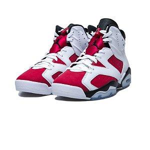"!NIKE - Air Jordan 6 Retro ""Carmine"" -NOVO-"
