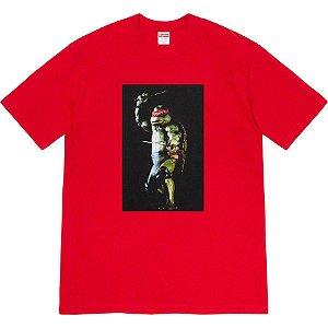 "SUPREME - Camiseta Raphael ""Vermelho"" -NOVO-"