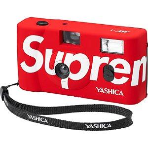 """ENCOMENDA - SUPREME x YASHICA - Camera Fotográfica Analógica MF-1 """"Vermelho"""" -NOVO-"""