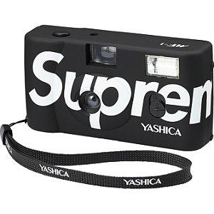 "ENCOMENDA - SUPREME x YASHICA - Camera Fotográfica Analógica MF-1 ""Preto"" -NOVO-"