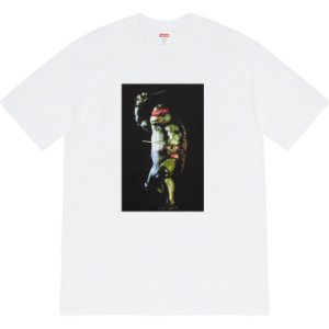"""ENCOMENDA - SUPREME - Camiseta Raphael """"Branco"""" -NOVO-"""