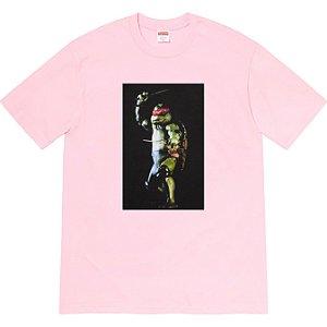 "ENCOMENDA - SUPREME - Camiseta Raphael ""Rosa"" -NOVO-"
