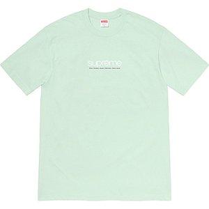 "ENCOMENDA - SUPREME - Camiseta Five Boroughs ""Verde"" -NOVO-"