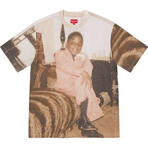 "ENCOMENDA - SUPREME - Camiseta Biggie ""Multi"" -NOVO-"