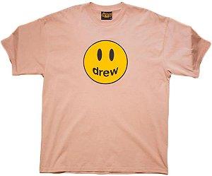 "DREW HOUSE - Camiseta Mascot ""Rose"" -NOVO-"