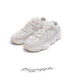 "ADIDAS - Yeezy 500 Infant ""Bone White"" (Infantil) -NOVO-"
