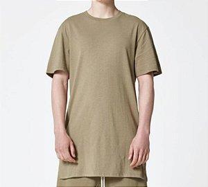 "FOG - Camiseta Essentials Boxy ""Silver Sage"" -NOVO-"
