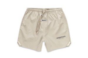 "FOG - Bermuda Essentials Volley ""Off-White"" -NOVO-"
